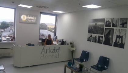Árkád dental fogászat 2