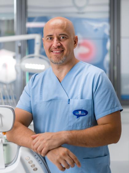 Dr. Gaál Zoltán - Vezető Fogszakorvos