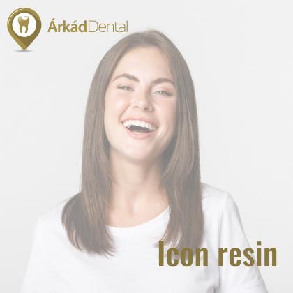 Icon resin - foltok eltűntetése